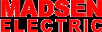 Madsen Electric's Company logo