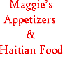 Maggie's Haitian Food And Appetizers's Company logo