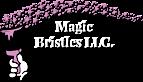 Magic Bristles Painting's Company logo