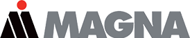 Magna's Company logo