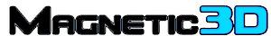 Magnetic 3D's Company logo