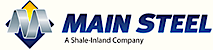 Main Steel's Company logo