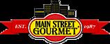 Main Street Gourmet's Company logo