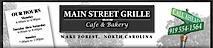 Mainstreetgrillnc's Company logo