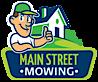 Main Street Mowing's Company logo