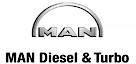 MAN Diesel 's Company logo