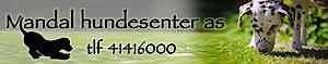 Mandal Hundesenter As's Company logo