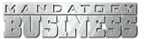 Mandatory Business's Company logo
