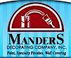 Manders Decorating Company's Company logo