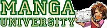 Manga University's Company logo