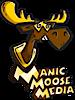 Manic Moose Media's Company logo