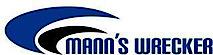 Manns Wrecker Service's Company logo