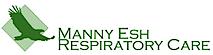 Manny Esh Respiratory Care's Company logo