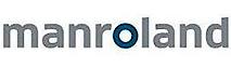 Manroland's Company logo