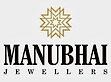 Manubhai Jewellers's Company logo