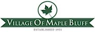 Maple Bluff's Company logo