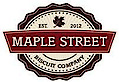 Maple Street Biscuit's Company logo