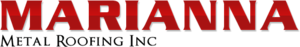 Marianna Metal Roofing's Company logo