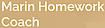 Homeworkhelp's Competitor - Marin Homework Coach logo