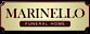 Glascott Funeral Home's Competitor - Marinellofh logo