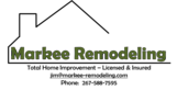 Markee Remodeling's Company logo