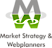 Webdesignmelbourne's Competitor - Market Strategy and Webplanners logo