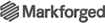 Massivit 3D's Competitor - Markforged logo