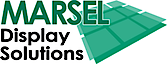 Marsel Display's Company logo