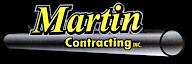 Martincontracting's Company logo