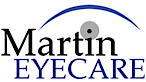 Martin Eyecare, Dr. Lisa K. Martin's Company logo