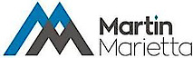 Martin Marietta's Company logo