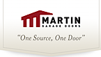 Martin Garage Doors's Company logo
