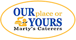 Marty's Caterers's Company logo
