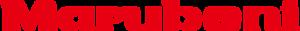 Marubeni's Company logo