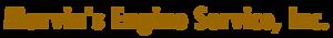 Marvins Engine Service's Company logo