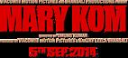 Mary Kom's Company logo