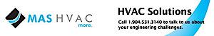 Mas Hvac's Company logo