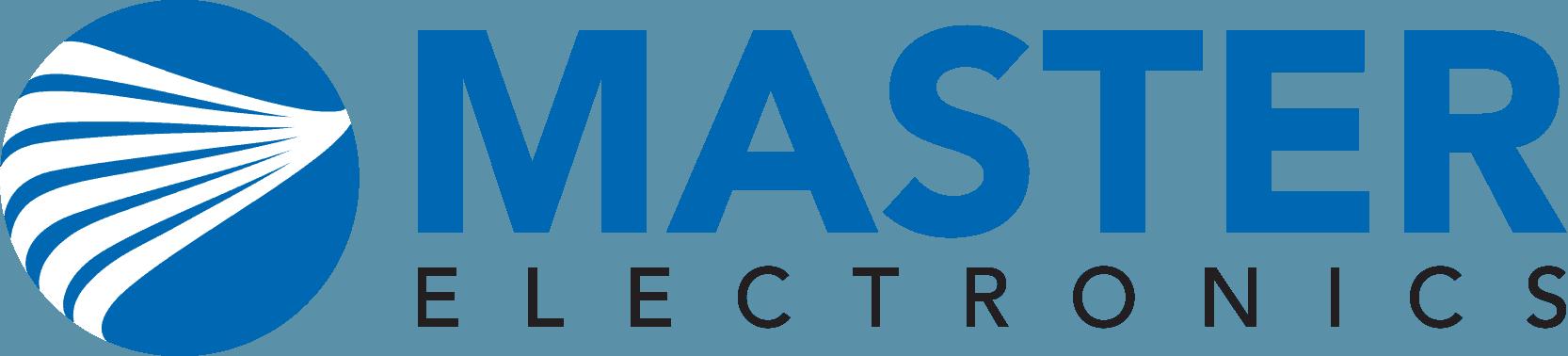 Master Electronics logo