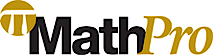 Math Pro's Company logo