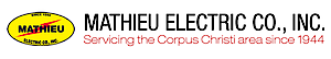 Mathieu Electric's Company logo