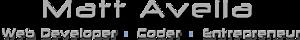 Matt Avella's Company logo
