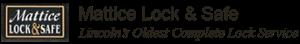 Mattice Lock & Safe's Company logo