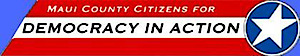 Maui County Citizens For Democracy In Action's Company logo