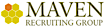 Tricor Staffing's Competitor - Maven Recruiting logo