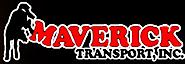 Maverick Transport's Company logo