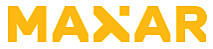 Maxar's Company logo