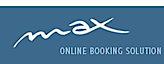 Maxbooking's Company logo