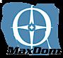 Maxdom's Company logo