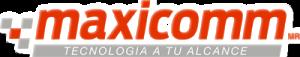 Maxicomm's Company logo