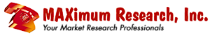 Maximum Research's Company logo
